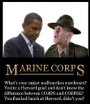 Gunny ripping Obama a new one