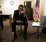 Obama getting a 3am call