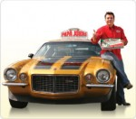 """Papa"" John and his camaro"