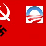 Obama's new American Flag