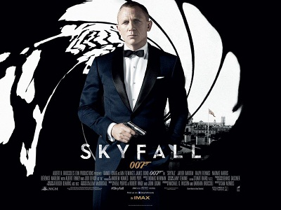 James Bond's Skyfall