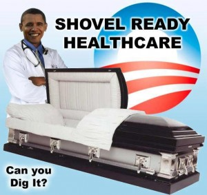 Obamacare, Shovel Ready