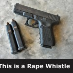 Rape whistle