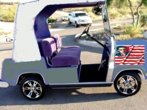 Golf Cart One